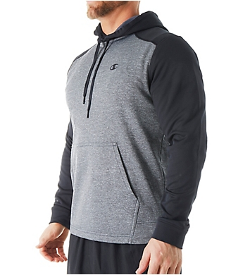 Champion Duofold Warmth Tech Pullover Fleece Hoodie