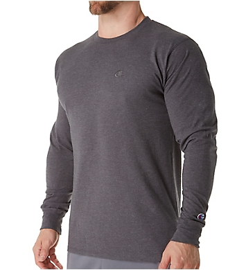 Champion Classic Athletic Fit Jersey Long Sleeve Tee