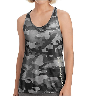 Champion Authentic Wash Printed Racerback Tank