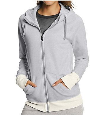 Champion Fleece Full Zip Hoodie Jacket