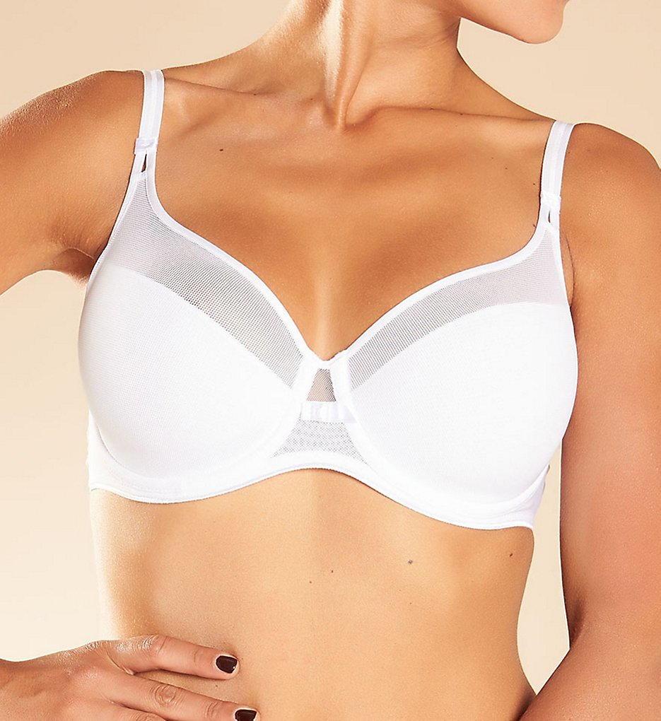 Chantelle 1296 Aeria Light Spacer Foam Bra with J Hook
