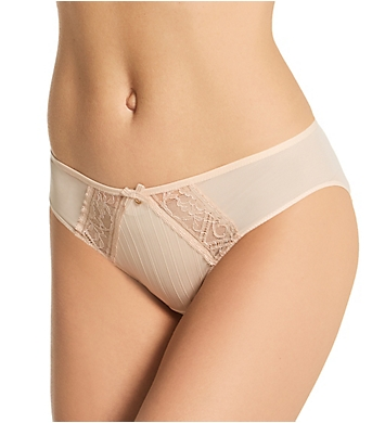 Chantelle Alto Lace Trim Bikini Panty