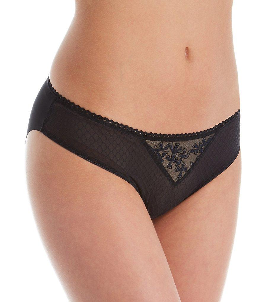Chantelle - Chantelle 13A3 Instants Bikini Panty (Black XS)