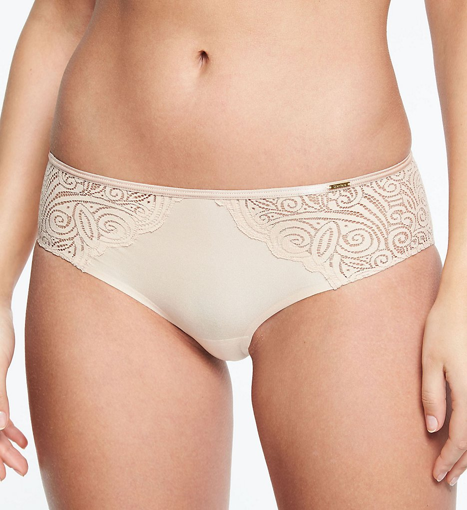 Chantelle : Chantelle 1464 Pyramide Hipster Panty (Nude Blush XS)