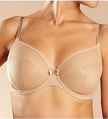 Chantelle Parisian Multi-Part Plunge Underwire Bra