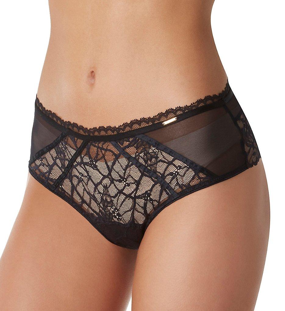 Chantelle : Chantelle 2154 Segur Lace Hipster Panty (Black XS)
