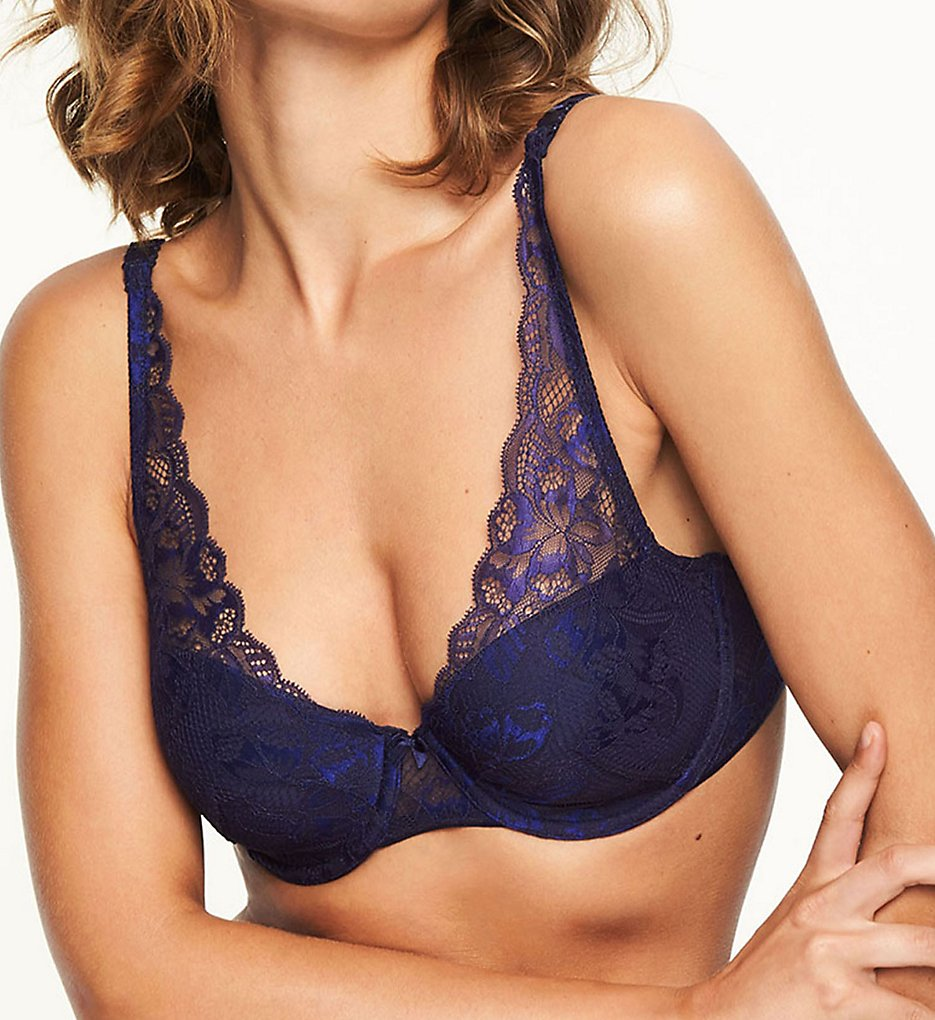 Chantelle 2631 Molitor Lace Convertible Plunge Bra