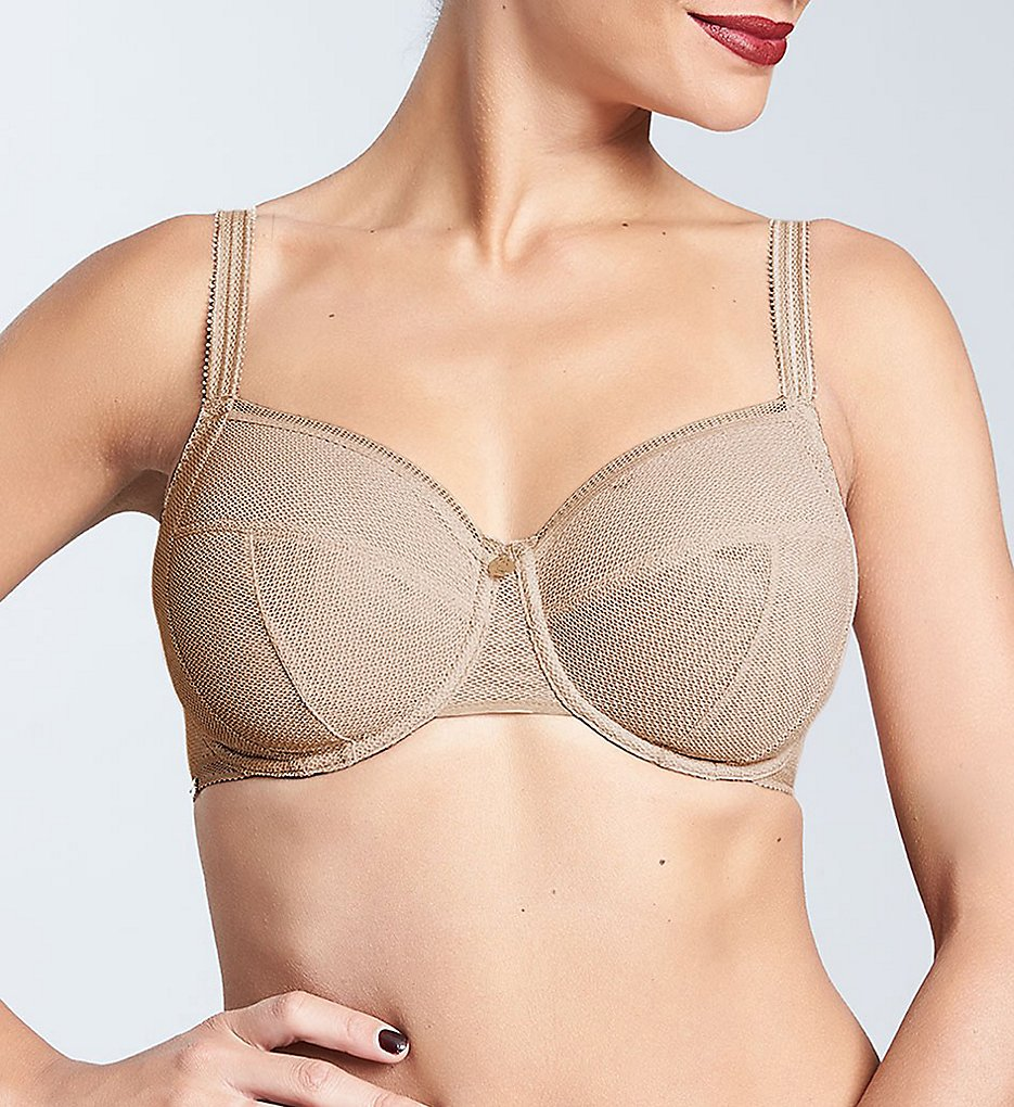 Chantelle 2721 Saint Michel Unlined Back Smoothing Bra