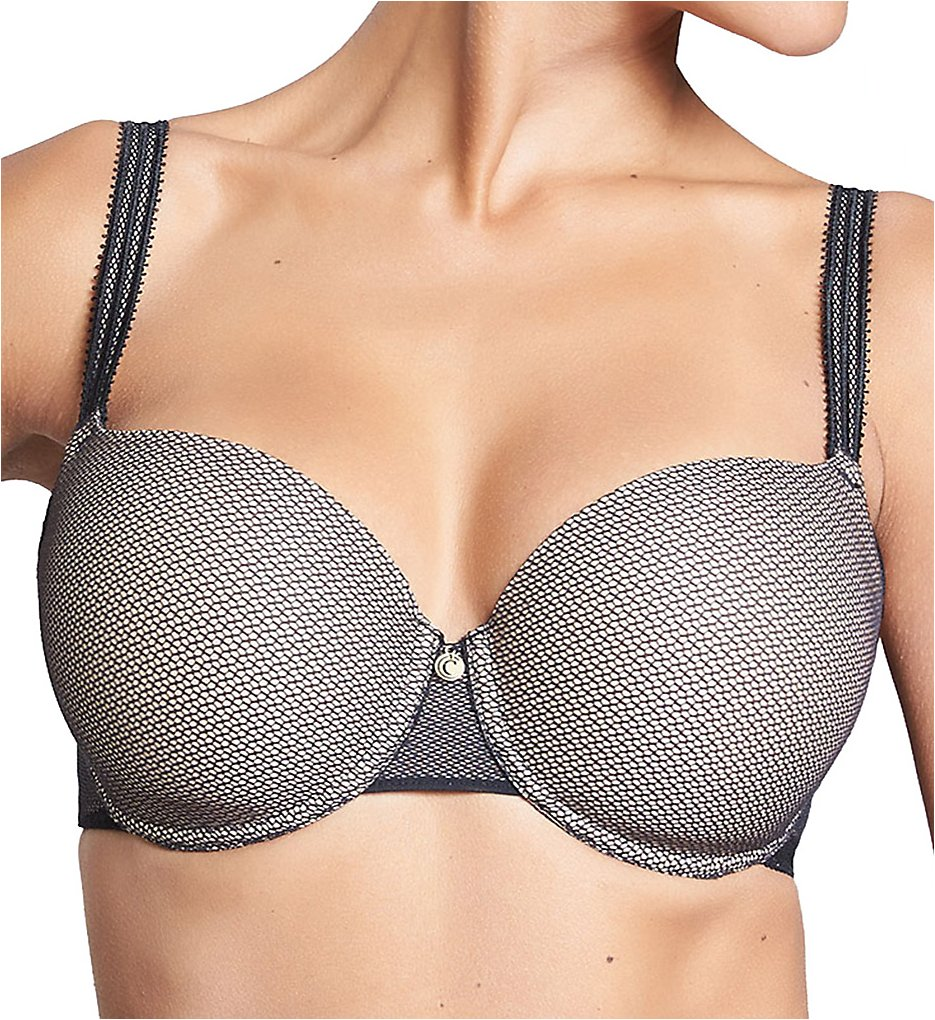 Chantelle 2726 Saint Michel Back Side Smoothing Plunge Bra