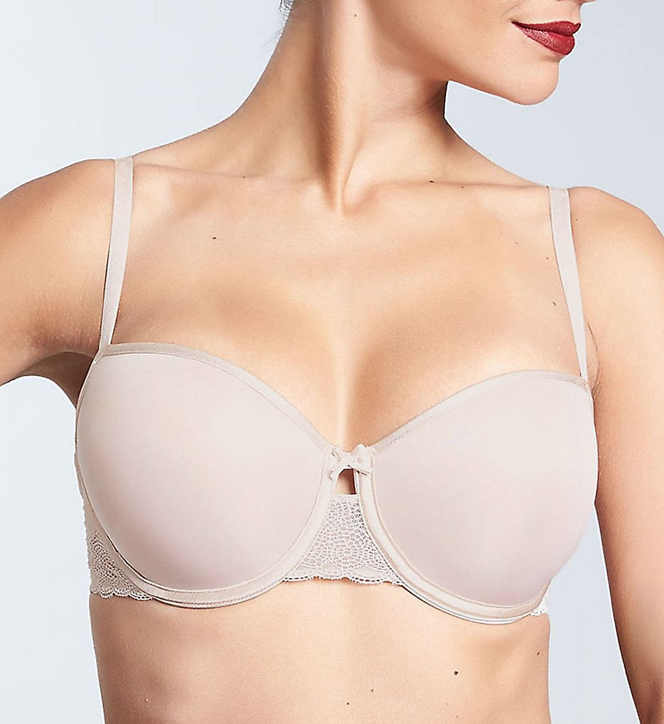 ed6f2c9990 Chantelle Le Marais Smooth Underwire Memory Foam T-Shirt Bra 2736 ...
