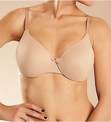 Chantelle Velvet Touch Seamless Molded Bra