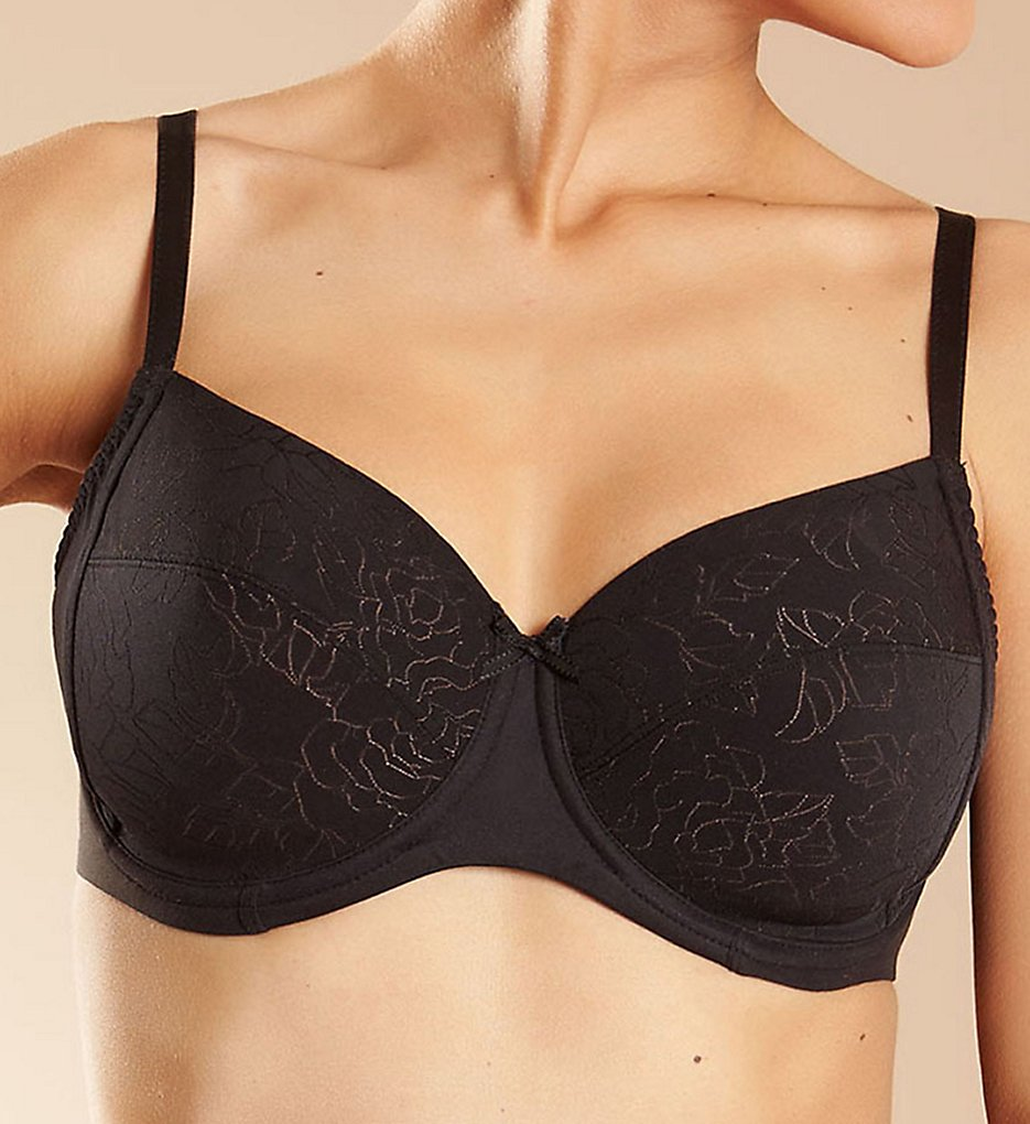 Chantelle 2755 Velvet Touch Multi-part Cup Underwire Bra