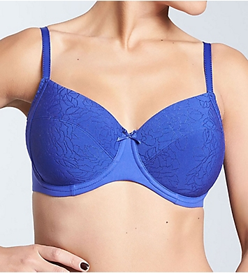 Chantelle Velvet Touch Multi-part Cup Underwire Bra