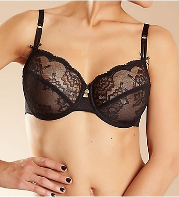Chantelle Presage Underwire 2-Part Lace Bra