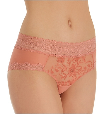 Chantelle Blanche Lace Hipster Panty