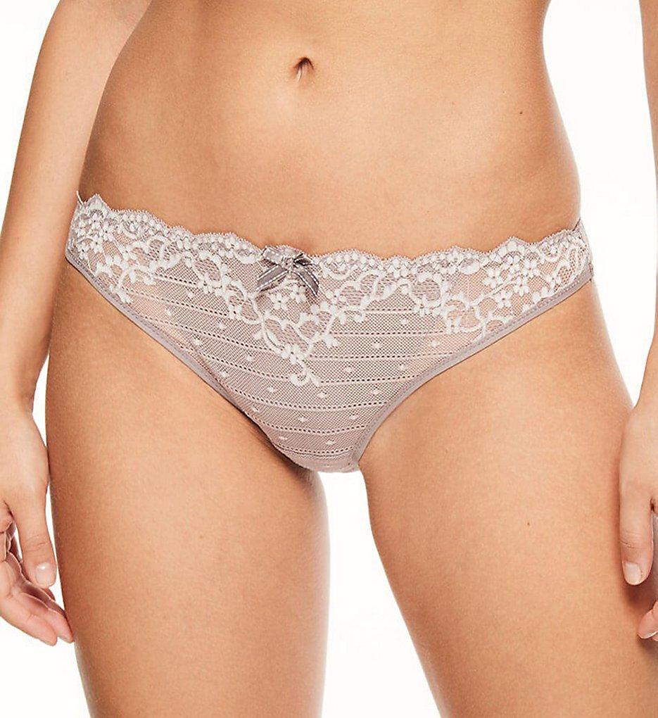 c545ceef93f1 Chantelle 3087 Rive Gauche Bikini Brief Panty (Milky Way XL)