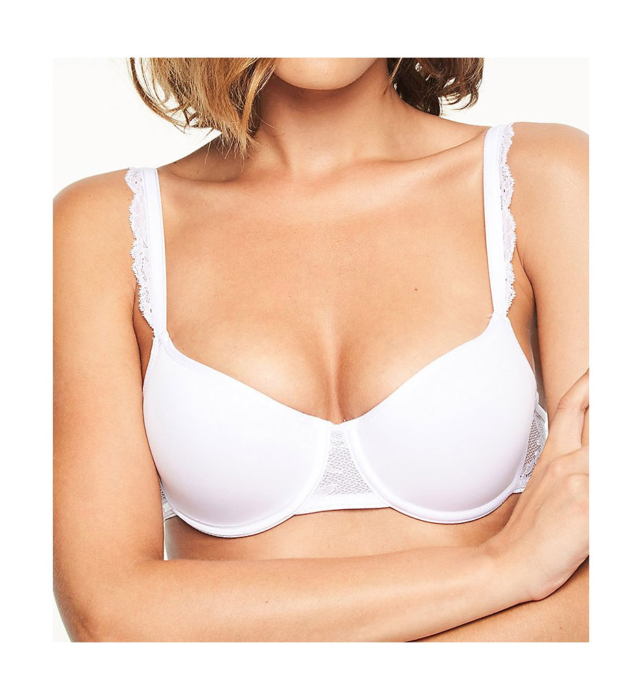 Chantelle 6725 Everyday Lace Demi Spacer T-Shirt Bra