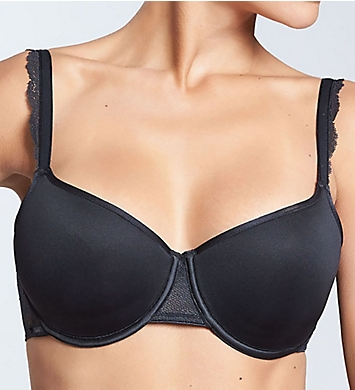 Chantelle Everyday Lace Demi Spacer T-Shirt Bra