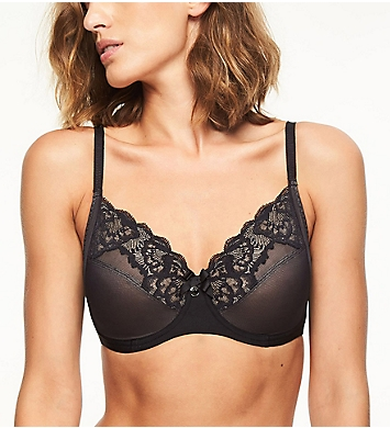 Chantelle Orangerie Underwire Lace Unlined Full Coverage Bra
