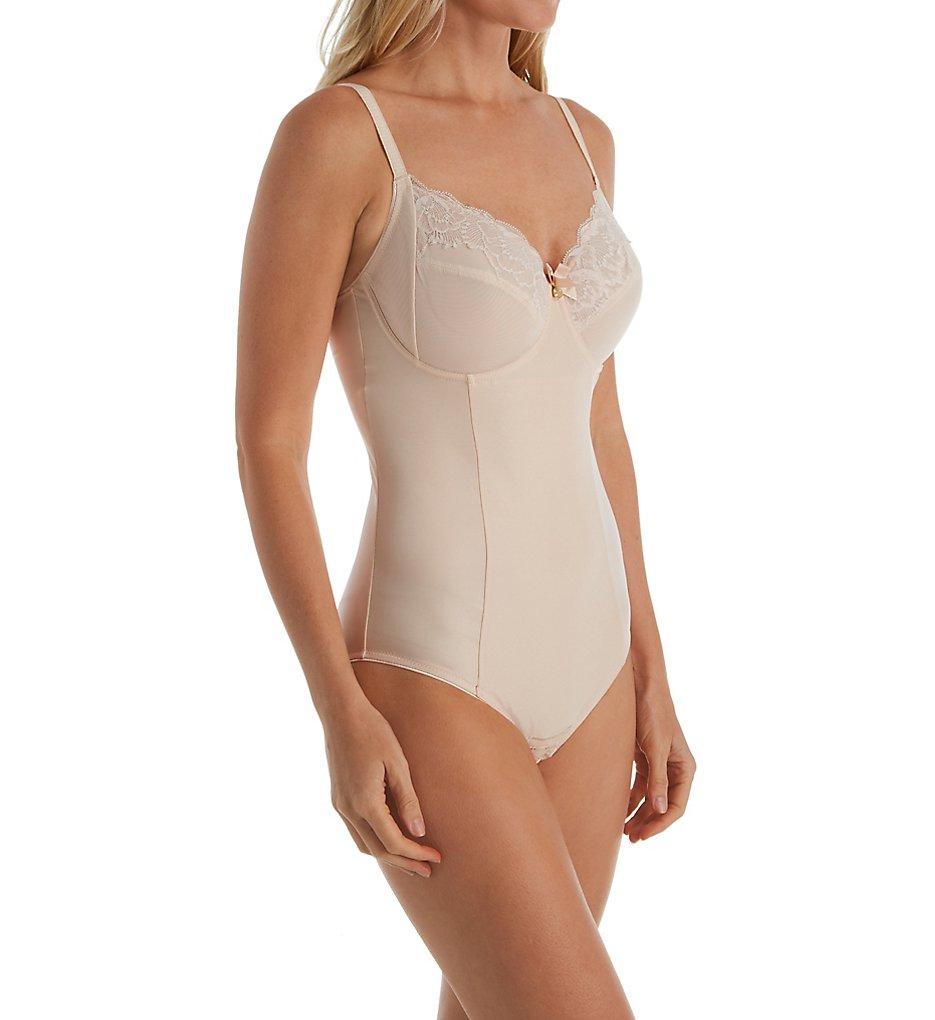 Chantelle - Chantelle 6768 Orangerie Bodysuit (Skin Rose 34B)