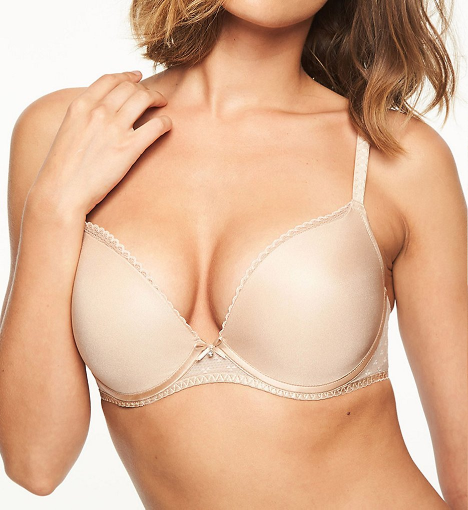 Chantelle 6792 Courcelles Convertible Push-Up T-Shirt Bra