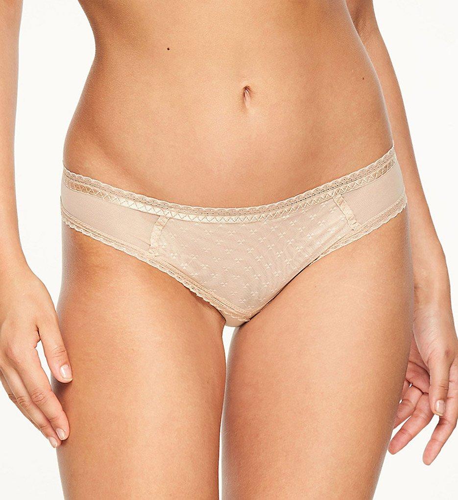 Chantelle : Chantelle 6799 Courcelles Cheeky Bikini Panty (Ultra Nude XS)