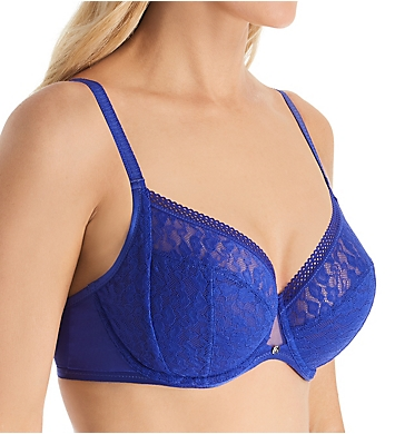 Chantelle Spirit Four Part Plunge Underwire Bra