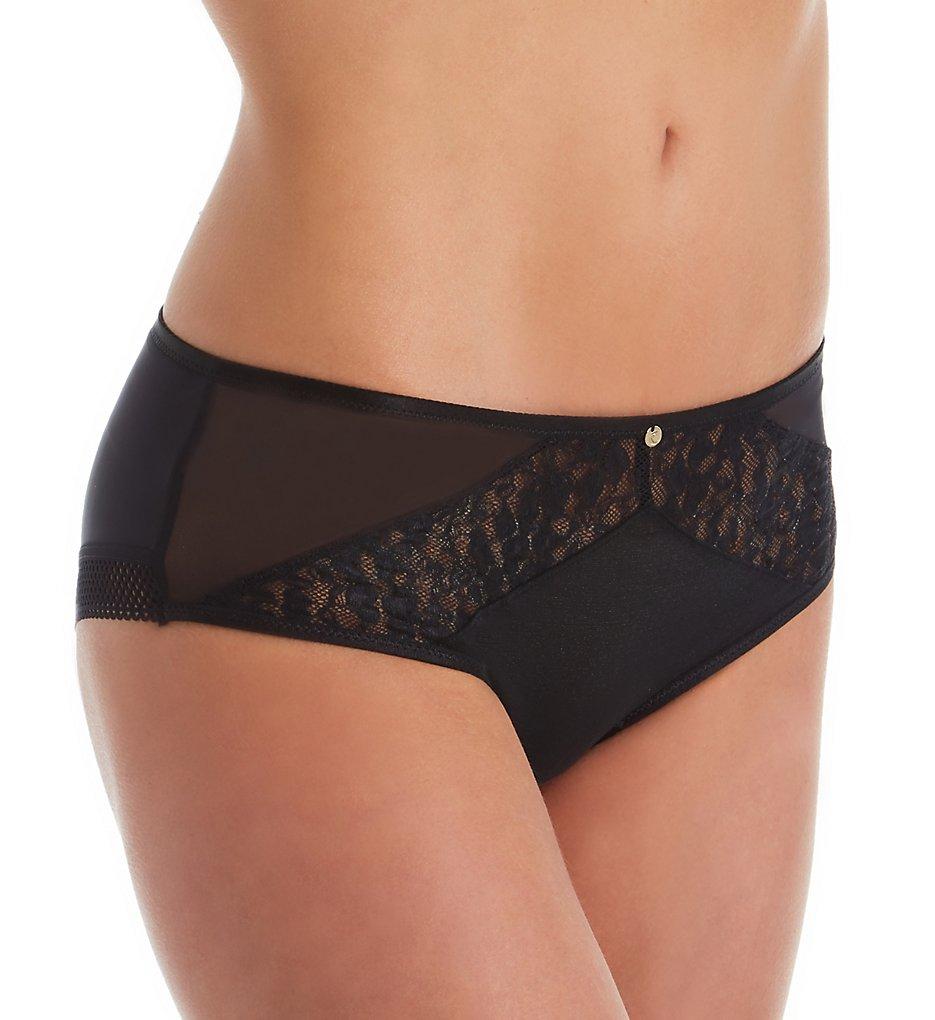 Chantelle - Chantelle C11A4 Spirit Hipster Panty (Black XS)
