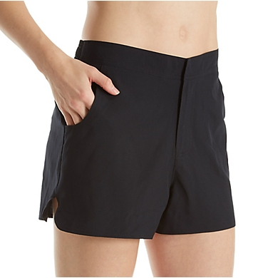 Christina Basic Tactel Short Swim Bottom