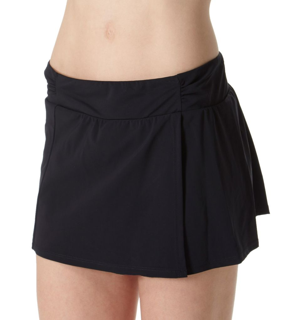 Christina Basic Skirted Brief Swim Bottom