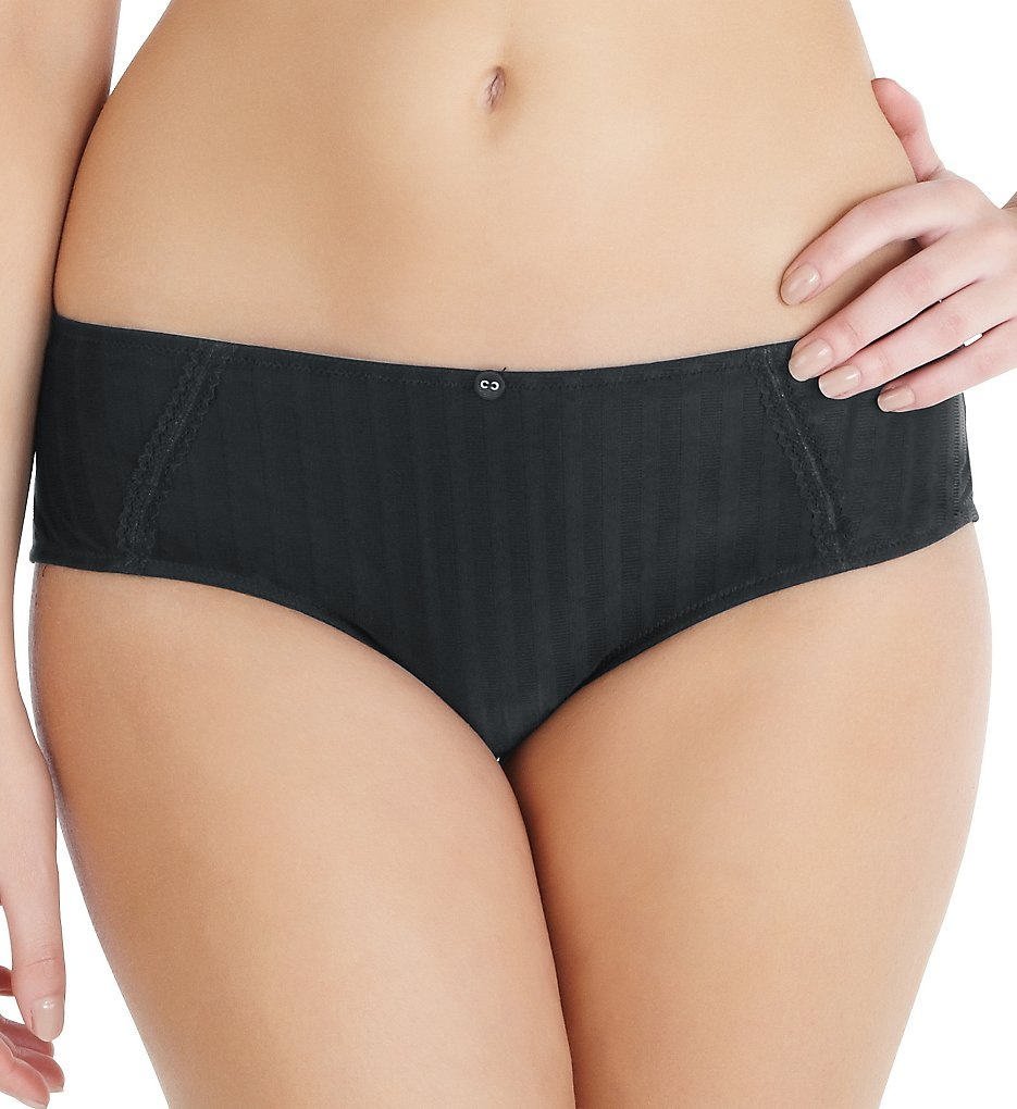 Cleo by Panache (7202) - Cleo by Panache 7202 Maddie Short Panty (Black S)