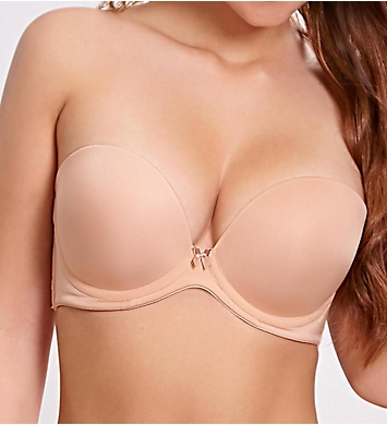 Cleo by Panache Koko Strapless Molded T-Shirt Bra