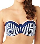 Lucille Bandeau Swim Top