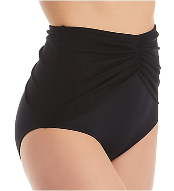 Coco Reef Classic Solids Diva High Waist Bikini Swim Bottom