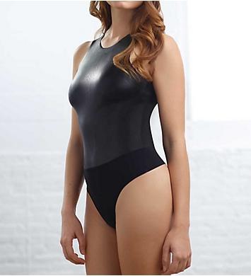 Commando Faux Leather Bodysuit