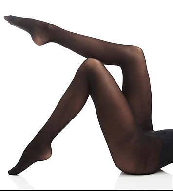 Commando Almost Opaque Control Tights