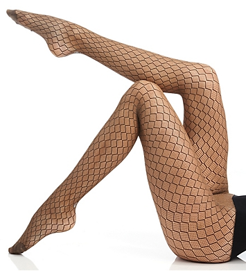 Commando Wild Card Net Tights