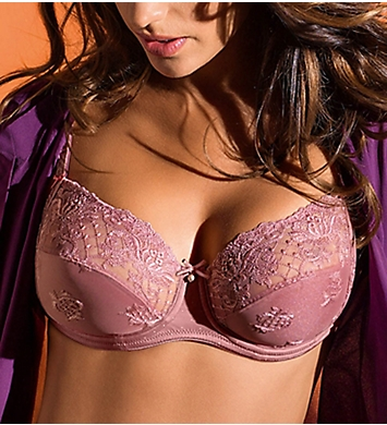 Conturelle Eternity Embroidered Lace Underwire Bra