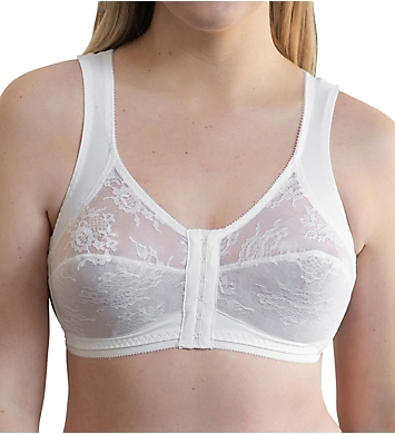 Cortland Intimates Back Support Front Close Bra