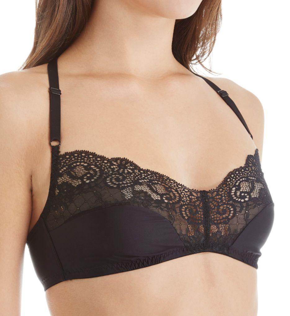 Cosabella Bisou Lace Halter Bralette