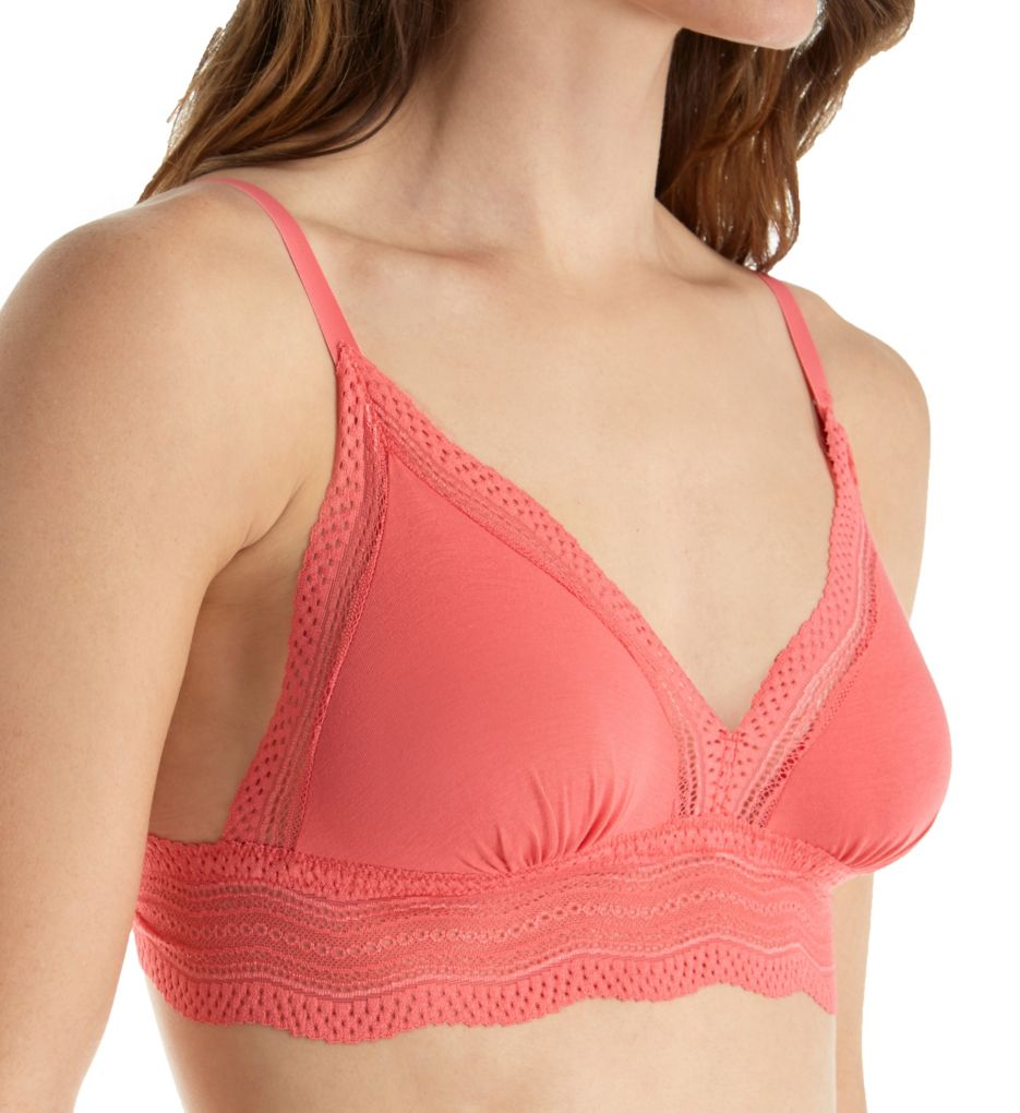 Cosabella Dolce Soft Bra with Lace Trim