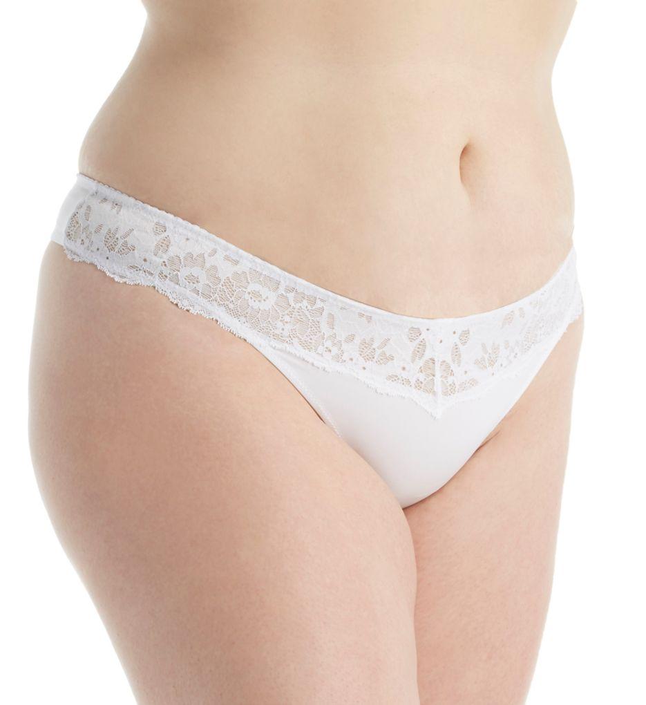 Cosabella Italia Low Rise Plus Size Thong