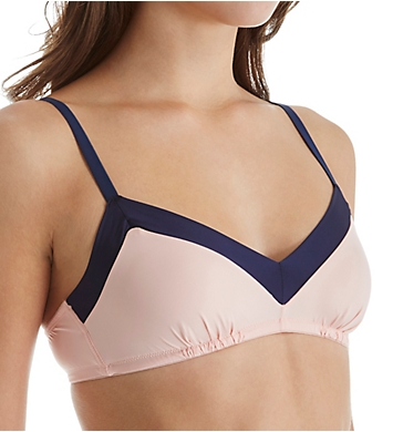 Cosabella Paul & Joe Jeanne Color Block Soft Bra