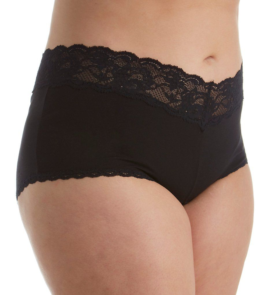 Cosabella Never Say Never Cheekie Low Rise Hotpant Plus Size