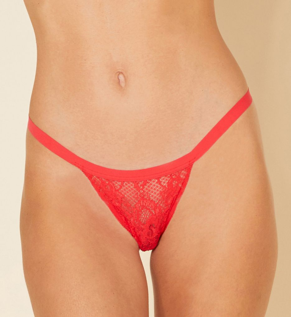 Cosabella Never Say Never Skimpie Lace G-String