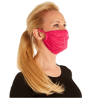 Cosabella Never Say Never Pleated Face Mask