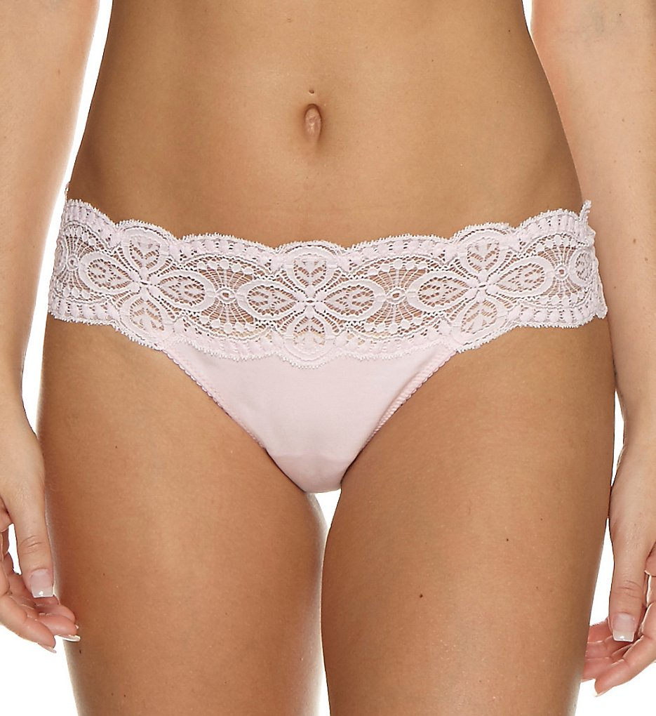 Cosabella - Cosabella SNA0321 Sonia Lowrider Thong (Pink Lily M/L)