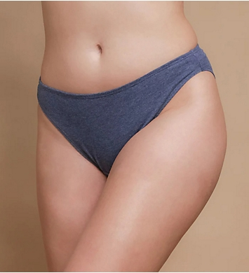 Cottonique Organic Cotton Low Rise Brief Panty - 2 Pack
