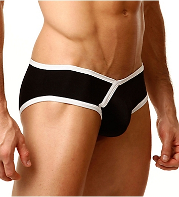 Cover Male Two Tone Trim Bikini Brief