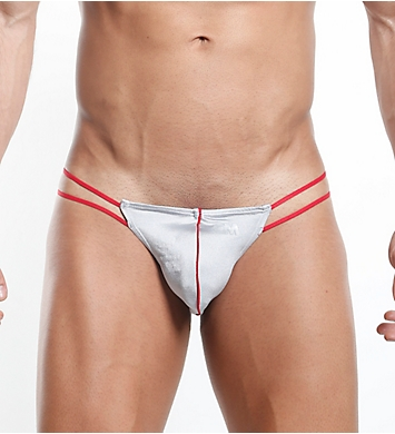 Cover Male Double Strap Stretch G-String